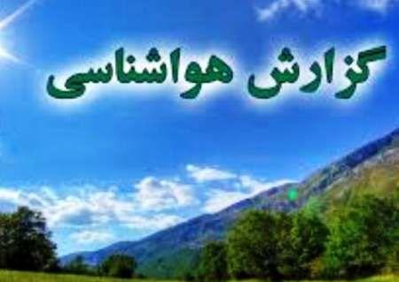 شرایط جوی تهران طی روزهای آینده/ گردوغبار در شش استان کشور