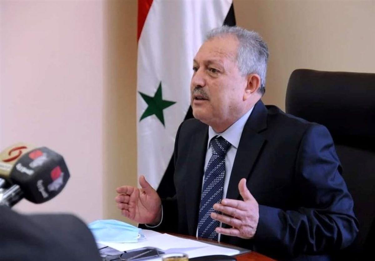 نخست وزیر سوریه در مقام خود ابقا شد