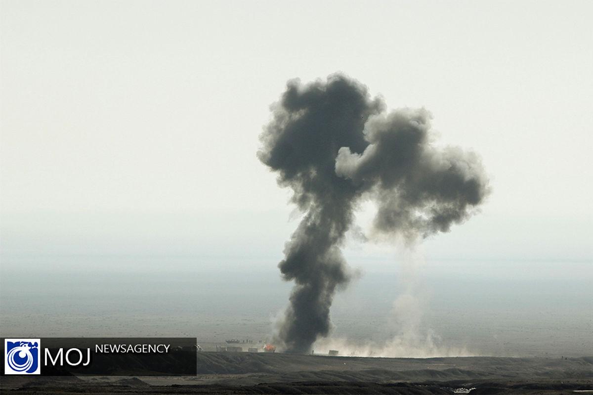 ائتلاف سعودی مدعی انهدام پهپاد ارتش یمن شد