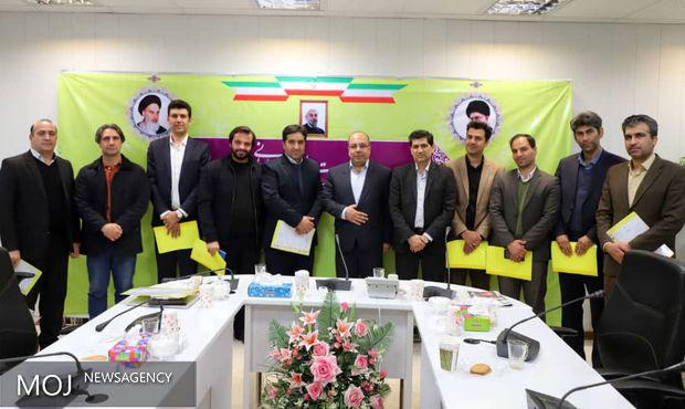 حکم اعضای شورای هماهنگی روابط عمومیهای استان لرستان صادر شد