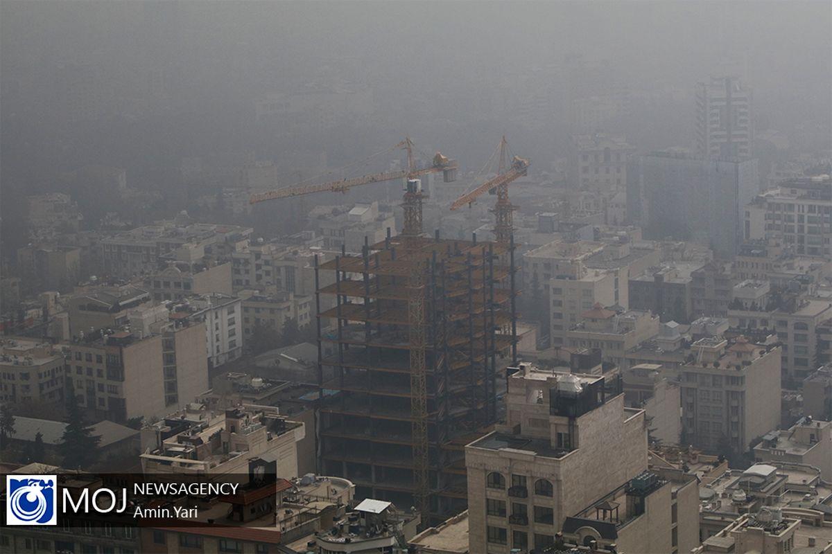 ۳ عامل اصلی آلودگی هوای پایتخت اعلام شد