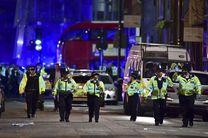 شمار زخمی شدگان حوادث لندن به 48 نفر رسید
