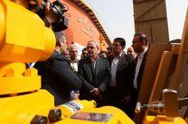 رونمایی از 4 قلم کالای ساخت داخل در نمایشگاه نفت خوزستان