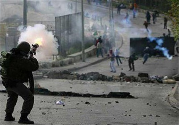 بازداشت تعدادی از نیروهای فلسطینی