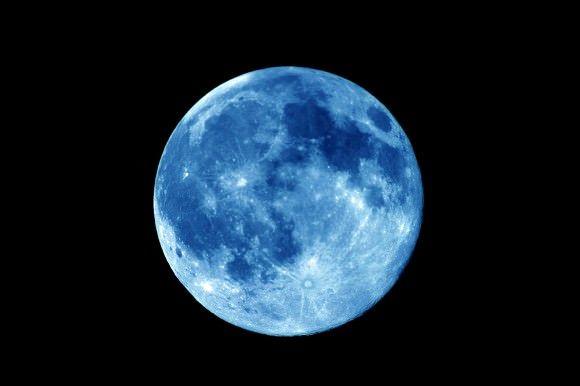 ماه آبی ارتباط مستقیمی به رخدادهای نجومی ندارد/ بررسی علمی یک شایعه