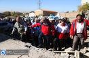 بازدید ربیعی سخنگوی دولت از مناطق زلزله زده آذربایجان شرقی