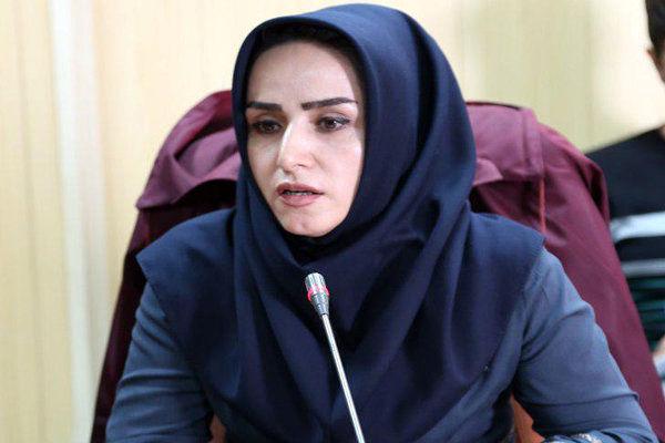 سهیلا چراغی رئیس هیات کاراته استان کردستان شد