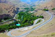 بازگشایی جاده هراز و فیروزکوه  و ادامه بسته بودن جاده چالوس