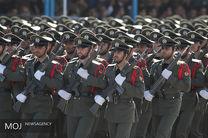 ارتش ایران یک ارتش الهی است
