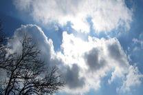 رشد ابر در ارتفاعات هرمزگان
