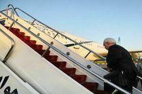 ظریف تهران را به مقصد صربستان ترک کرد