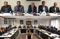 عملکرد شعب استانهای فارس، بوشهر و کهکیلویه و بویر مورد بررسی قرار گرفت