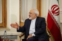 ظریف با همتای پاکستانی خود دیدار کرد