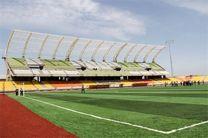 سرانه فضای ورزشی روباز در شهرستان شهرضا 31 صدم متر مربع است