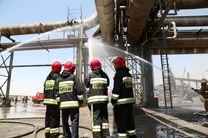 اقدام به موقع ذوب آهن اصفهان مانع حادثه انسانی و تجهیزاتی شد