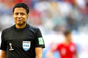 داوران بین المللی فوتبال ایران برای سال 2020/ فغانی داور بینالمللی ایران باقی ماند
