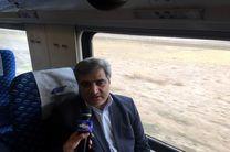 به دنبال استفاده حداکثری از ظرفیت قطار در گیلان هستیم/ رئیس جمهور راه آهن گیلان را رسما افتتاح می کند