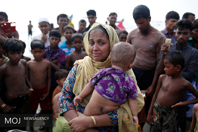 ارتش میانمار 10 تن از مسلمانان روهینجایی را به اتهام تروریست بودن کشت