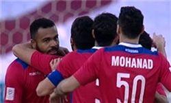 تساوی الشحانیه/دبل زهیوی پرپر شد