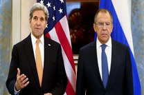 تاکید کری و لاوروف بر راه حل سیاسی برای پایان بحران در سوریه