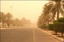 پیش بینی وزش باد و غبار برای نیمه غربی آسمان خوزستان