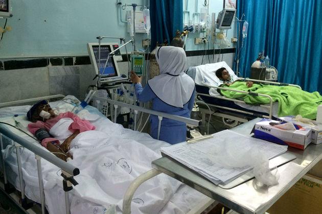 تعداد مسموم شدگان روستاییان رامهرمز  به 116 نفر رسید