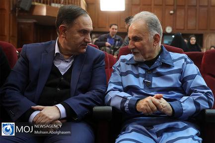 آخرین جلسه دادگاه رسیدگی مجدد به اتهامات نجفی شهردار سابق تهران