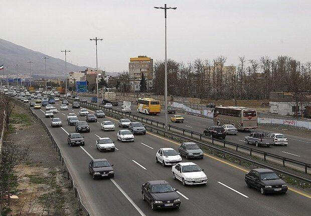 آخرین وضعیت ترافیکی محور ایلام مهران