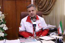 رونمایی از 14 خودروی امدادی جدید استان/افتتاح مراکز اداری و امدادی جمعیت هلال احمر گیلان