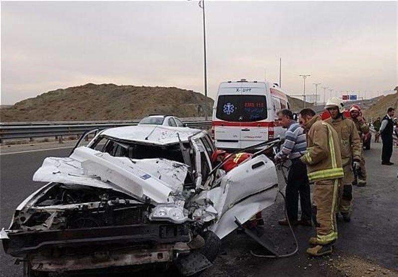 249 نفر در حوادث ترافیکی استان یزد سال گذشته فوت کردند
