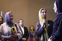 افتتاح نمایشگاه «به یاد استاد» با حضور فاطمه معتمدآریا، دنیا فنیزاده و مرضیه برومند