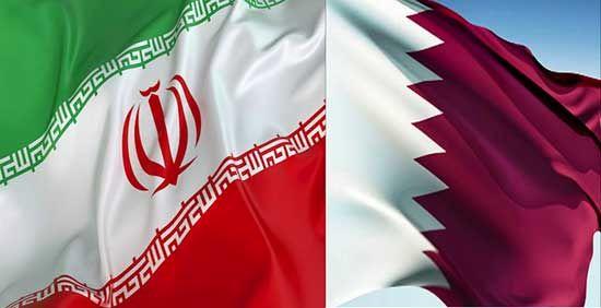 قطر از ایران حمایت میکند