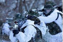 نیروهای ویژه کره شمالی برای مقابله با دشمن