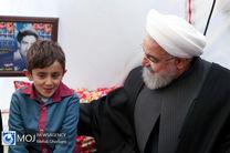 سفر حسن روحانی رییس جمهوری به استان آذربایجان شرقی