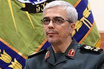 سرلشکر باقری درگذشت سرداحسین اردستانی را تسلیت گفت