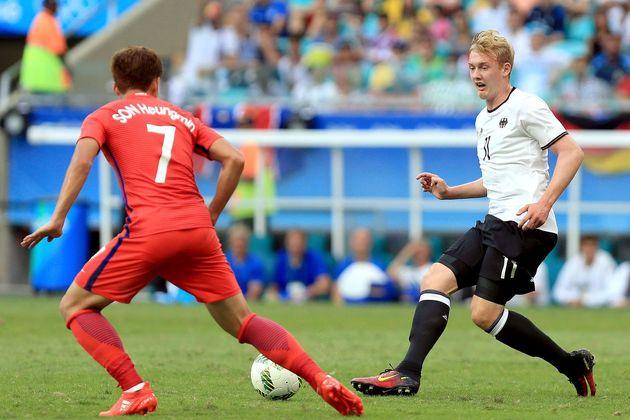 آلمان در فینال فوتبال المپیک به مصاف برزیل می رود