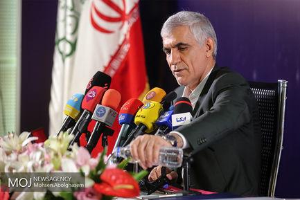 نخستین نشست خبری شهردار تهران