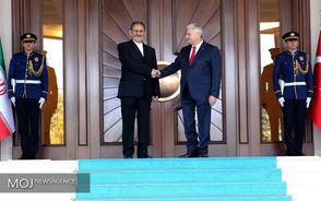 سفر معاون اول رییس جمهوری به ترکیه