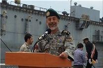 پیام رزمایش ولایت 95 صلح و امنیت برای همه منطقه است/ انتقال تجربیات بخش جداییناپذیر رزمایشهای نیروی دریایی است
