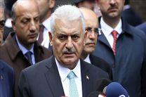 واکنش یلدریم به تظاهرات مخالفان دولت ترکیه