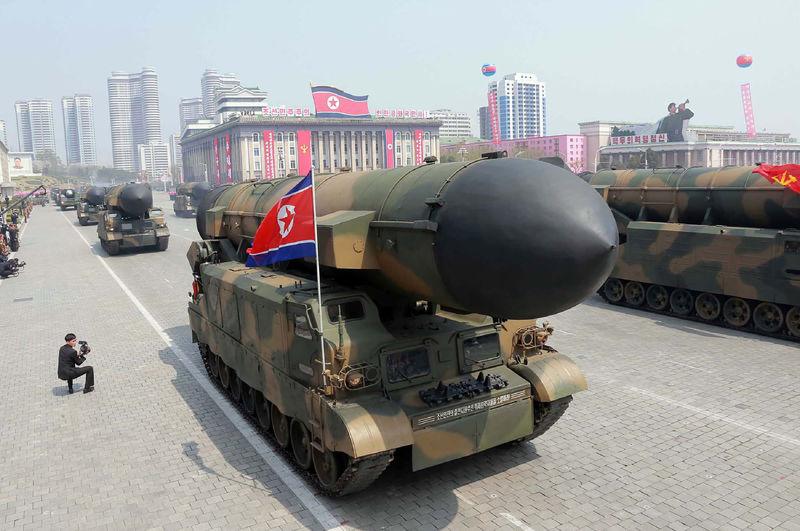 ضلع پنهان جنگ با کره شمالی