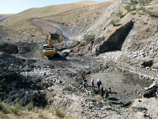 تا پایان سال جاری 13 طرح آبخیزداری در لرستان اجرا خواهد شد