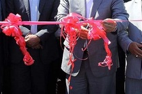 افتتاح و کلنگ زنی 8 پروژه در شهرستان میناب