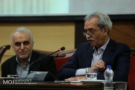 نشست هیات نمایندگان اتاق ایران با حضور وزیر اقتصاد