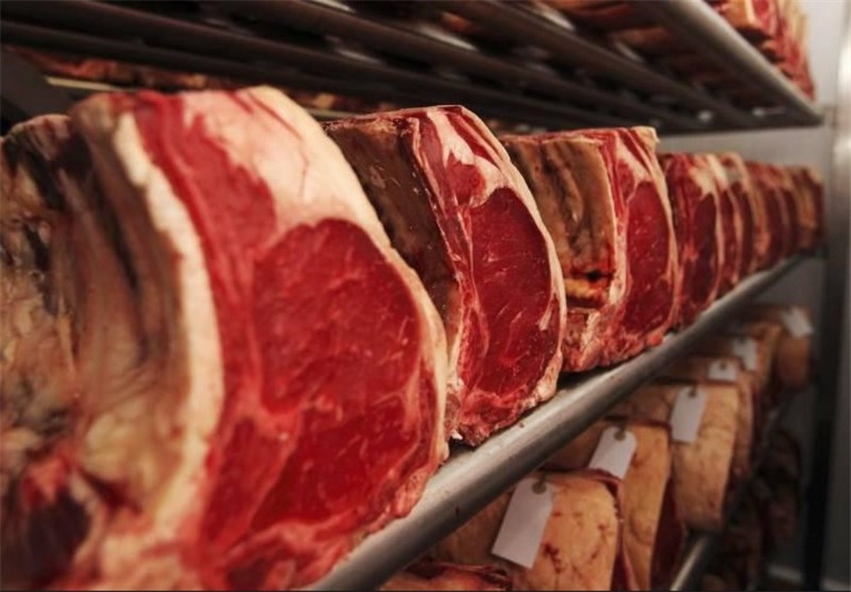 عرضه گوشت قرمز در بهمن امسال ۴۳ درصد افزایش یافت