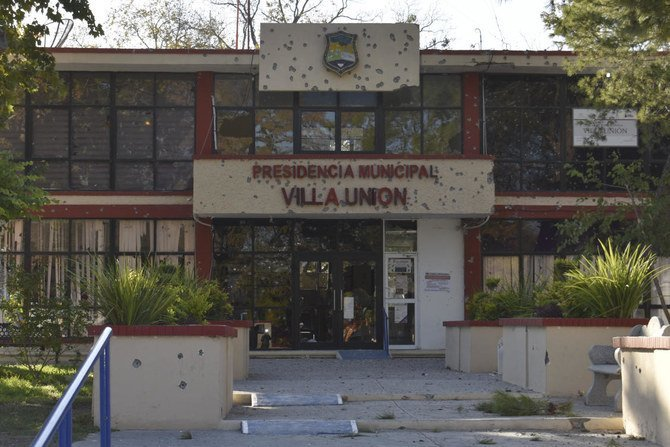 درگیری های مسلحانه در مکزیک ۱۴ کشته برجا گذاشت