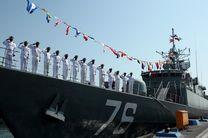 توان رزمی، دفاعی نیروی دریایی سپاه نقطه اطمینان مرزداران آبی