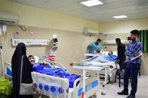 بالا بردن ظرفیت تخت بیمارستانی در هرمزگان