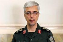 رئیس ستاد کل نیروهای مسلح وارد خوزستان شد