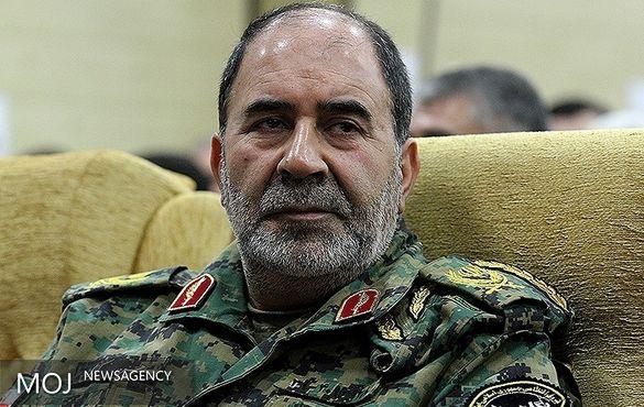 یگان ویژه آماده اعزام به هر نقطه از ایران است